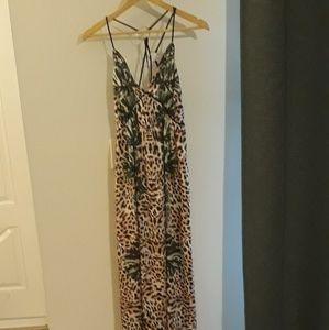 Never been worn, Guess maxi dress.